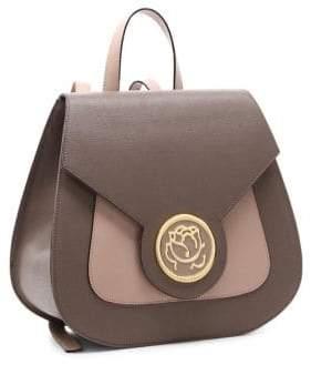 Braccialini Alicia Leather Backpack