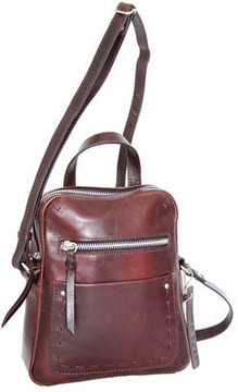 Women's Nino Bossi Kayla Small Leather Crossbody Bag