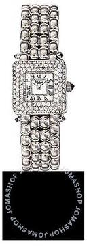 Chopard Classic Diamond 18kt White Gold Ladies Watch