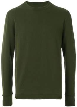 Mauro Grifoni crew neck sweatshirt