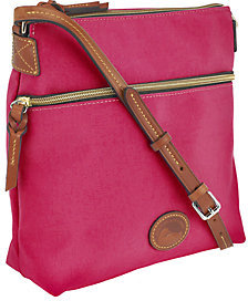 Dooney & Bourke As Is Nylon Crossbody - ONE COLOR - STYLE