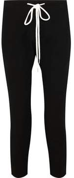 Bassike Cotton-Blend Tapered Pants