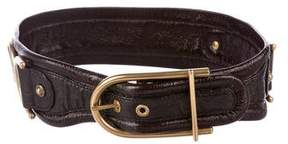 Stella McCartney Vegan Embellished Waist Belt