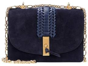 Altuzarra Ghianda suede shoulder bag