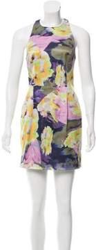 Bec & Bridge Printed Mini Dress