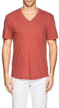 James Perse MEN'S COTTON V-NECK T-SHIRT
