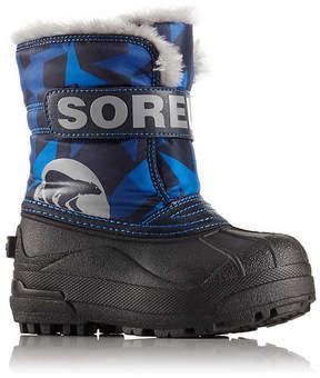 Sorel Toddler's Snow CommanderTM Print Boot