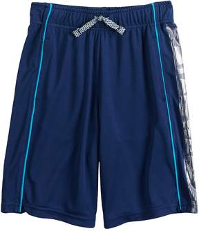 Star Wars A Collection For Kohls Boys 4-7x a Collection for Kohl's Metallic Athletic Shorts