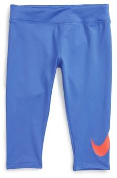 Nike Girls Dri-Fit Swoosh Casual Leggings