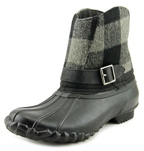 Chooka Step-in Duck Boot Herringbone Round Toe Synthetic Hunting Boot.