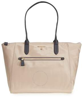 Michael Kors Kelsey Large Nylon Tote- Truffle - ONE COLOR - STYLE