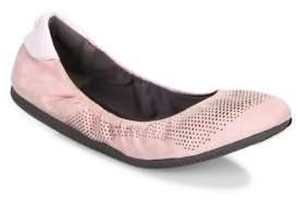 Cole Haan 2.0 StudioGrand Nubuck Packable Ballet Flats