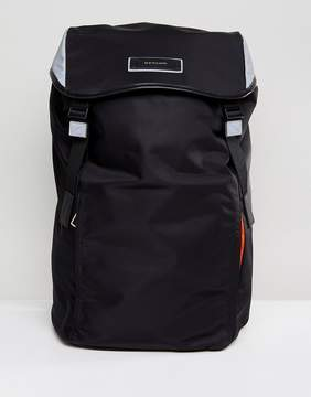 Paul Smith Nylon Tech Backpack in Black