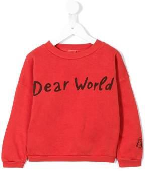 Bobo Choses logo print sweatshirt