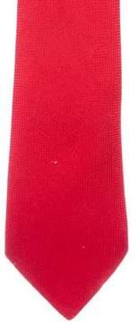 Hermes Heavy Silk Twill Tie