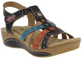 Spring Step L'Artiste Leather Sandals - Cloe