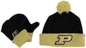 '47 Toddlers' Purdue Boilermakers Bam Bam Knit Set