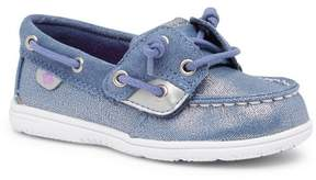 Sperry Shoresider Boat Shoe (Toddler & Little Kid)