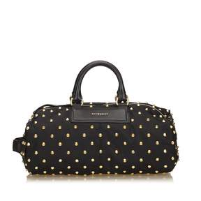 Givenchy Black Synthetic Handbag