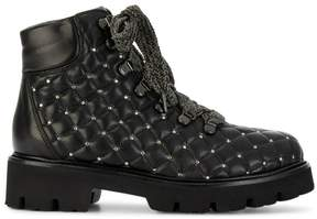 Baldinini quilted boots