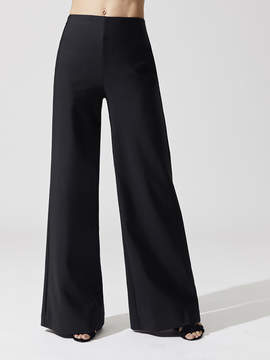 Carbon38 Classic Wide Leg Trouser