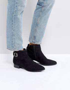 Call it SPRING Luscar Flat Ankle Boots