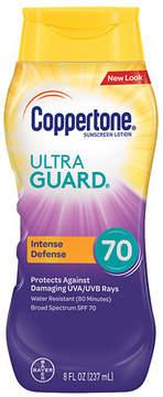Coppertone Ultra Guard Sunscreen Lotion, SPF 70