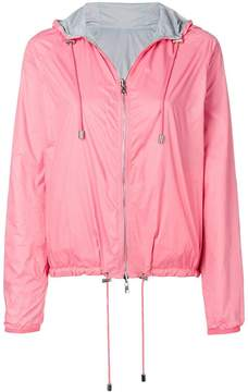 Emporio Armani hooded lightweight jacket