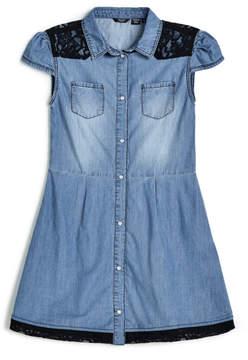 GUESS Denim Dress (7-16)