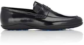 Harry's of London Men's Leather Downing Penny Loafers