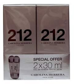 Carolina Herrera 212 Edt Duo Set, 30 Ml..