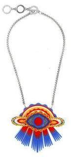 Forest of Chintz Third Eye Necklace