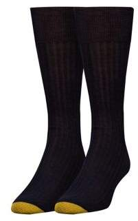 Gold Toe Goldtoe Comfort Toe Seam Socks
