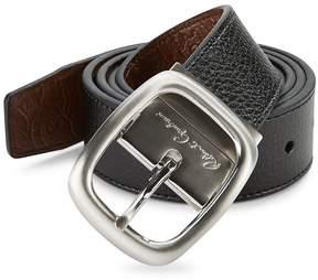 Robert Graham Men's Reversible Faux Leather Belt