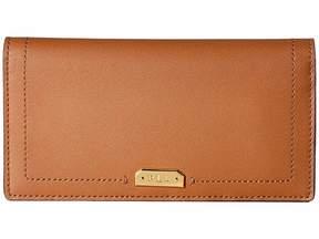 Lauren Ralph Lauren Dryden Slim Wallet Wallet Handbags