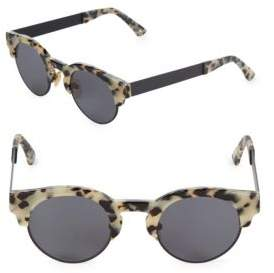 Cat Eye 40MM Soelae Cat-Eye Sunglasses