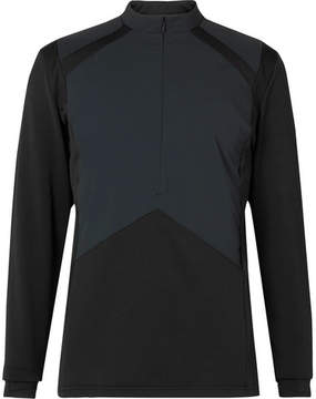 Peak Performance Hybrid Half-Zip Base Layer