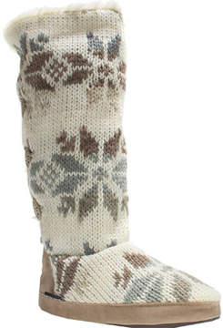 Muk Luks Maleah Slipper Boot (Women's)