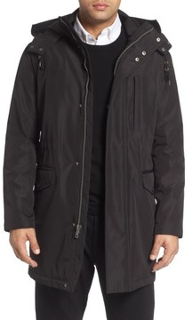 Cole Haan Men's Insulated Water Resistant Car Coat