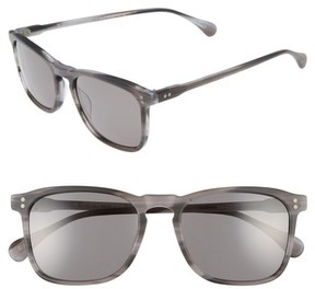 Raen Men's Wiley 54Mm Polarized Sunglasses - Havana Grey