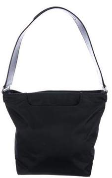 Tumi Leather-Trimmed Hobo