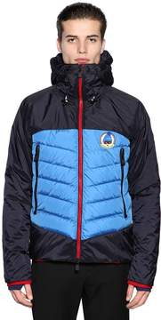 Moncler Chevalier Hooded Down Jacket