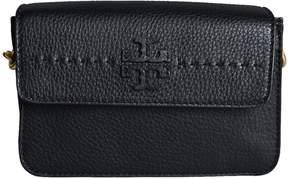 Tory Burch McGraw Shoulder Bag - BLACK - STYLE