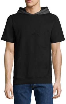 Ecko Unlimited Unltd Short Sleeve Jersey Hoodie
