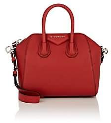 Givenchy Women's Antigona Mini Leather Duffel Bag-Red