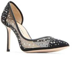 Katy Perry Anne Point Toe Mesh Pumps