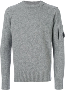 C.P. Company crew neck sweater