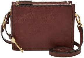 Fossil Campbell Zip Cross-Body Bag