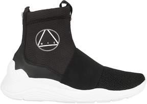 McQ Hikaru Hi-top Sneakers
