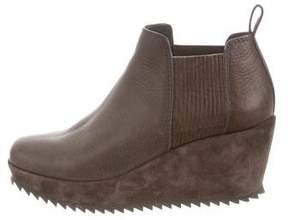 Pedro Garcia Wedge Ankle Booties